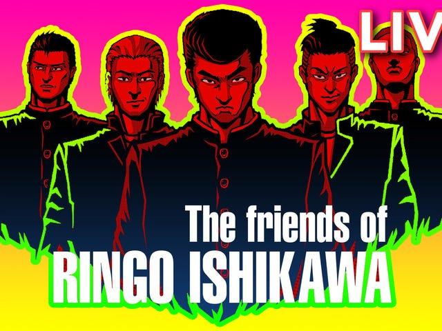 เพื่อนของ Ringo Ishikawa สำหรับ Nintendo Switch ได้รวม Jap ที่มีวิวาทเหมือนแม่น้ำของเมือง