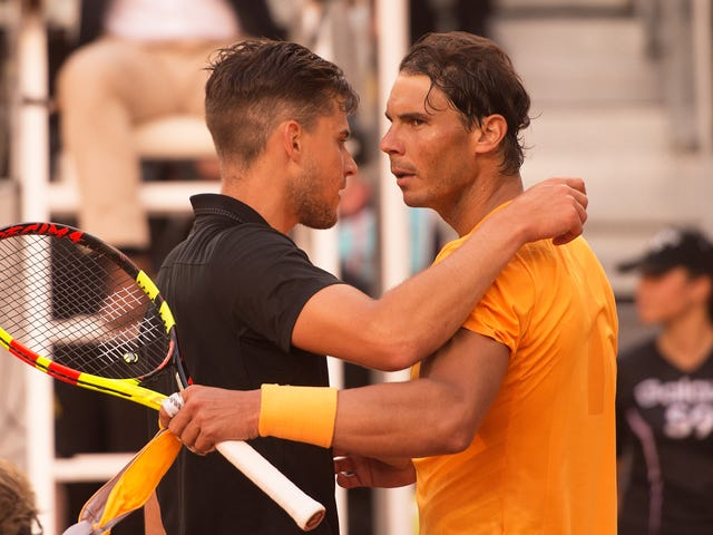 Rafael Nadal's French Open Is A Confrontation With His Only Real Threat