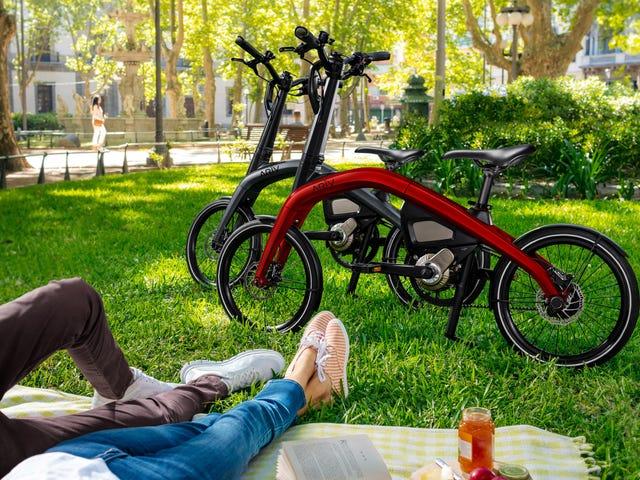 ARIV, GM''S Е-Велосипед Марка, запускає у Європі З Двома Моделями