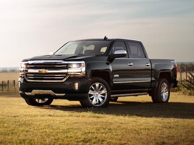 New truck in the near future?
