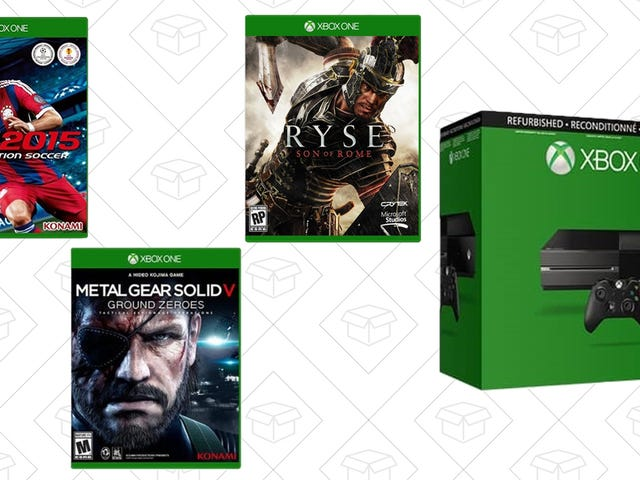 Pick Up an Xbox One, Plus Three Games, For Just $174