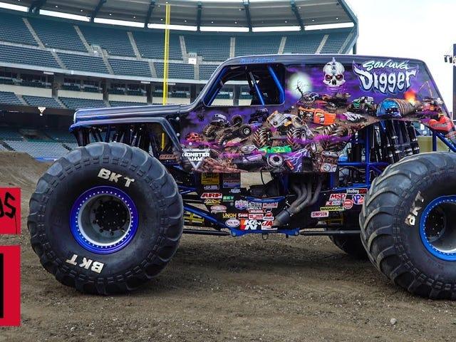Build Breakdown: Monster Truck Edition