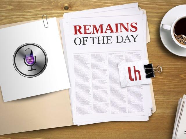 一天中的剩余时间:据报道Siri将于今年晚些时候进入Mac