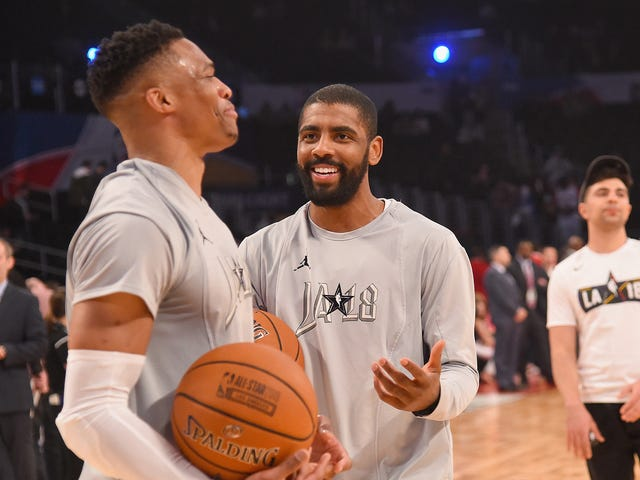 """Kyrie Irving: """"I'm Not Against Anyone That Thinks The Earth Is Round"""""""