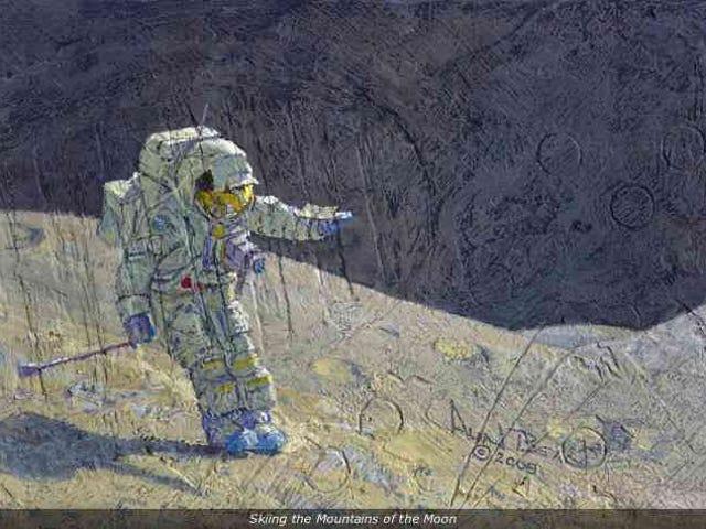 Alan Bean - Artist and Astronaut