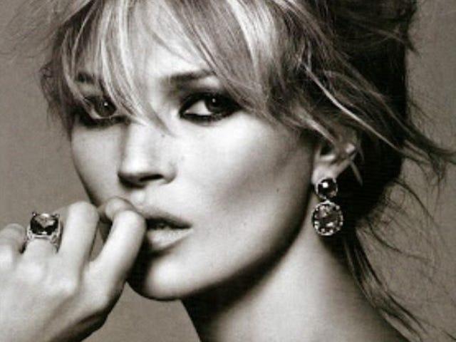 Kate Moss once said...