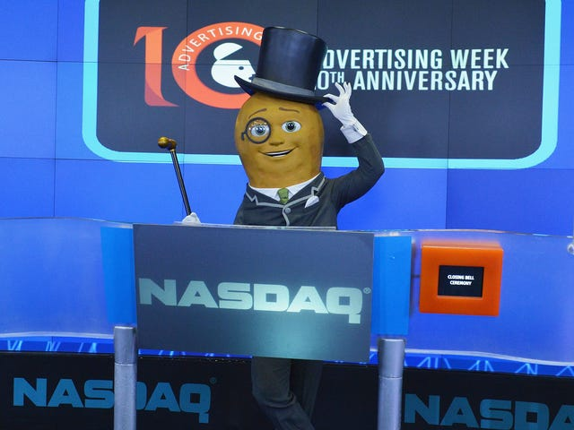 We've Thought a Lot About Fucking Mr. Peanut, and We Have Additional Thoughts