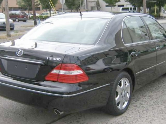 At $11,000, Is This 2005 Lexus LS430 'Ultra Luxury' An Ultra Good Deal?
