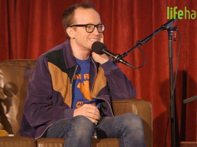 Diễn viên hài Chris Gethard về thất bại lớn nhất của cuộc đời anh