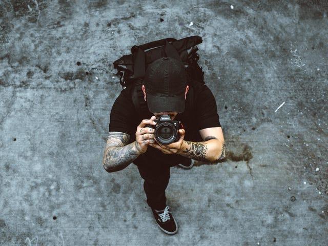 Don't Buy a Camera Bag. Buy a Camera Bag Insert.