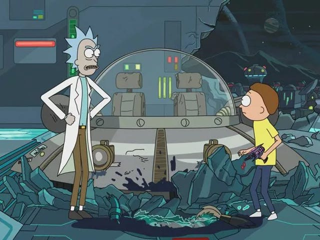"""Justin Roiland promises no more massive """"chasms"""" between seasons of Rick And Morty"""