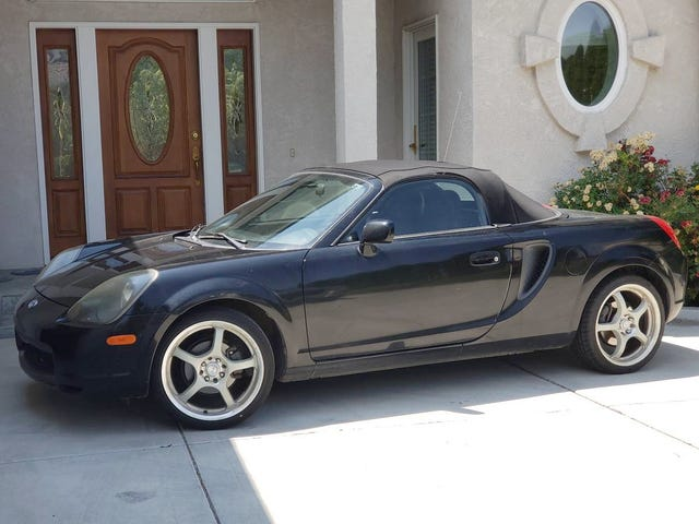At $3,700, Could This 2001 Toyota MR2 Spyder Be Your Rough Rider?