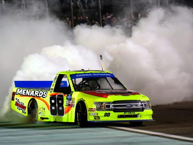 Matt Crafton Played NASCAR's Game And Won