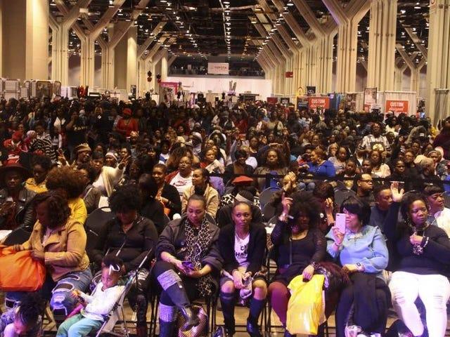 #SheMatters: Expo das mulheres negras de Chicago comemora 25 anos de magia negra