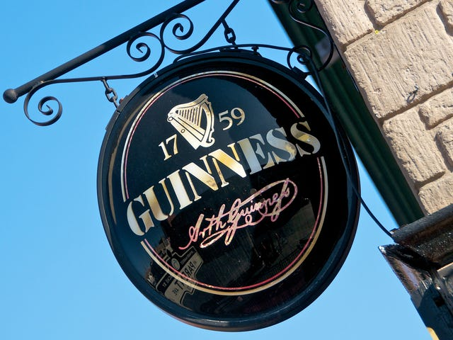Guinness opened a $50 million brewery in Maryland—that doesn't brew its classic stout