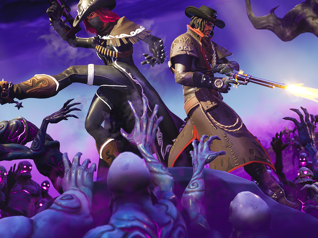 I Don't Want Fortnite's Cube Monsters To Go