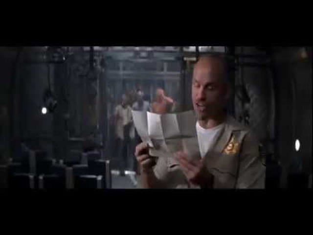 I nearly forgot that it's Con Air Day