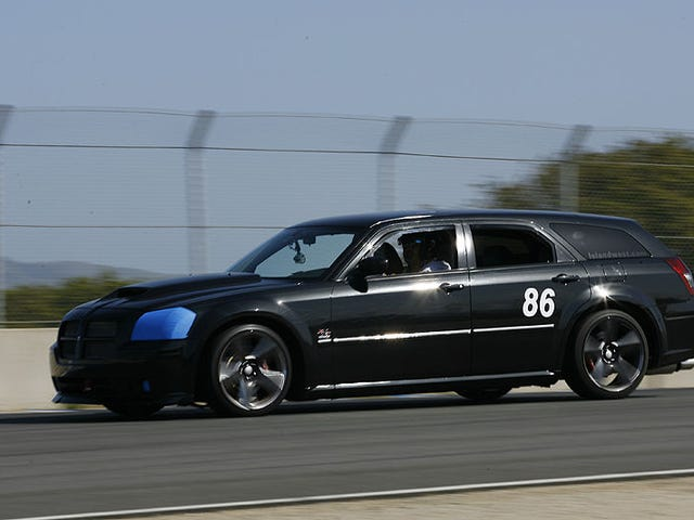 The Dodge Magnum is Just the American Version of the IS300 Sportcross
