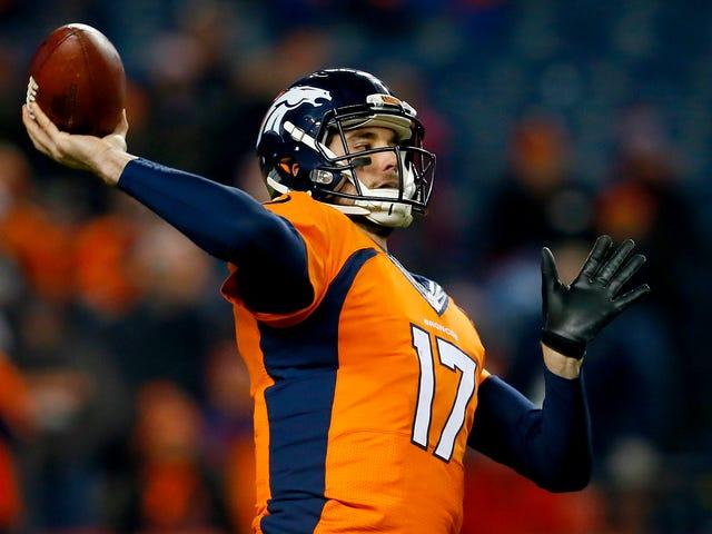 """Les Broncos veulent trouver """"Le prochain Brock Osweiler"""""""