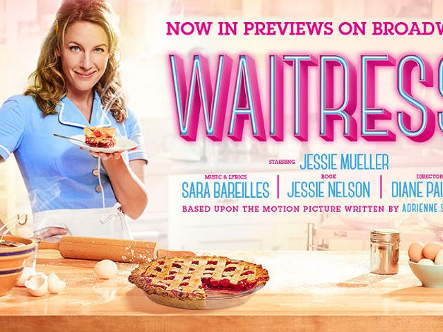 Waitress Is the First Broadway Show With An All-Female Creative Team Since 1984