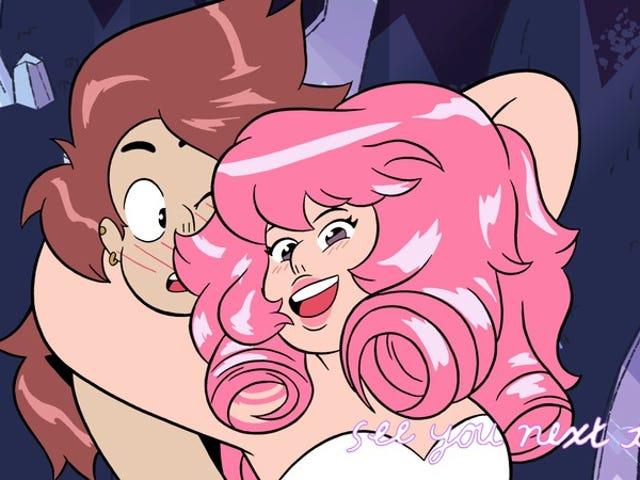 """Steven Universe : """"Wir müssen reden"""""""