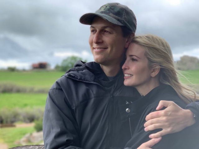 Jared and Ivanka Did Not Attend Karlie Kloss and Joshua Kushner's Wedding, But They Made It Seem Like It On Instagram
