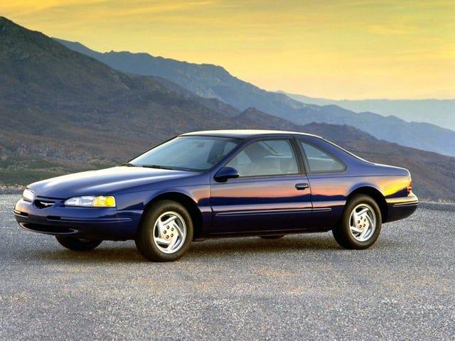 1996 Thunderbird LX - The Thunder's Still There