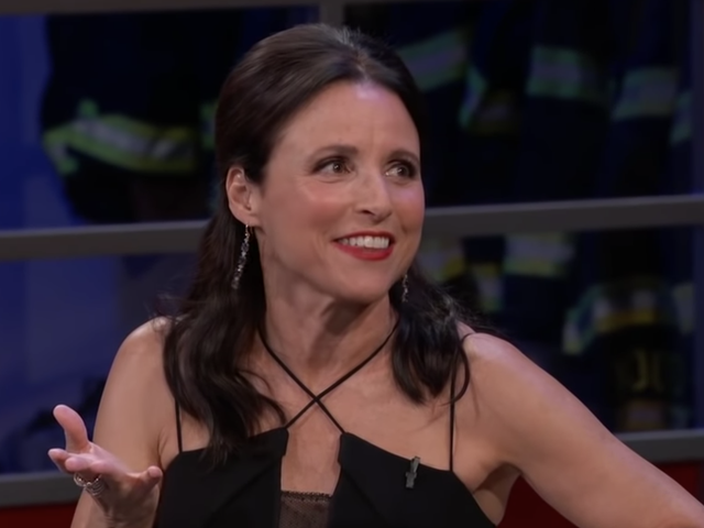 Julia Louis-Dreyfus picks her favorite Veep scene