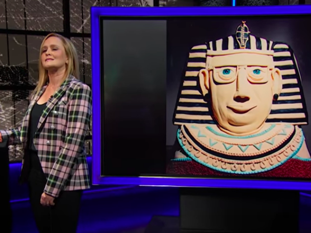 On Full Frontal, Sam Bee profiles the worst family in America—no, the other one