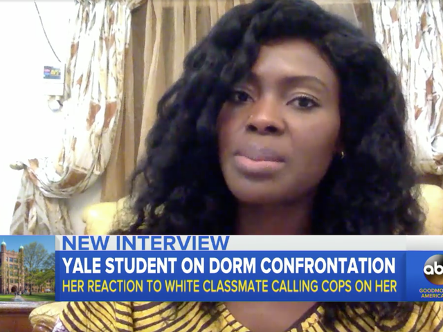 Black Yale Student Wants White Classmate Who Called Police on Her Held Accountable