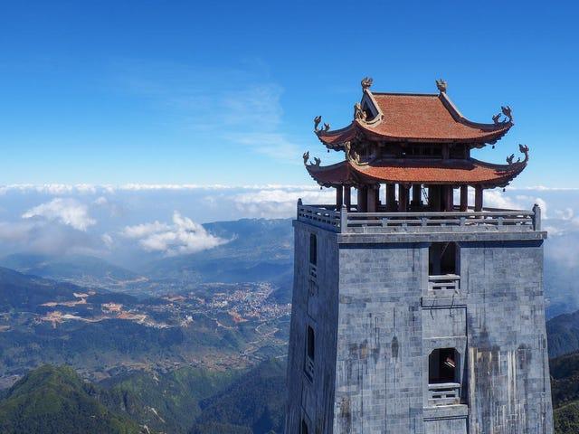 Fansipan, Vietnam's highest mountain