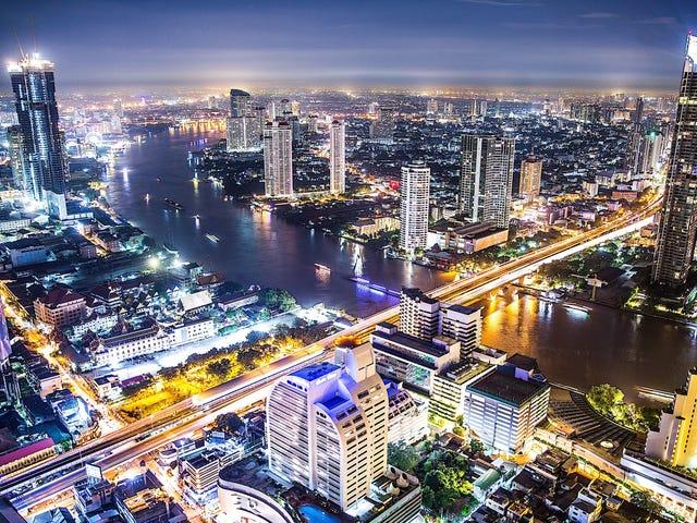 Conte-nos suas dicas de viagem em Bangkok