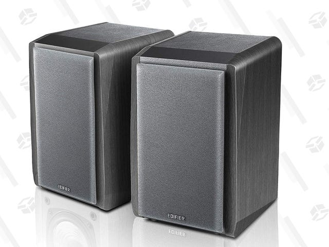 Upgrade Your Desktop's Sound With These Discounted Edifier Speakers