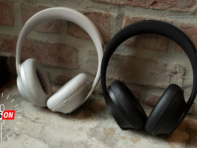 Bose's Latest Headphones Tackle a New Frontier of Noise Canceling, But Is It Worth the Extra Cash?