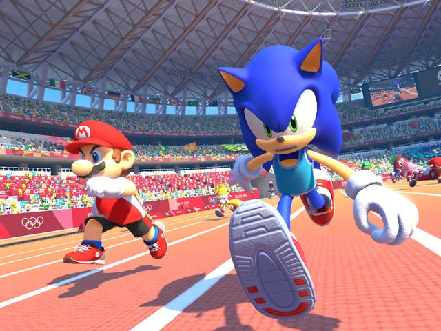 Mario και Sonic στους Ολυμπιακούς Αγώνες του Τόκιο έχει πολλά γεγονότα διασκέδασης, λίγοι τρόποι για να τους παίξουν