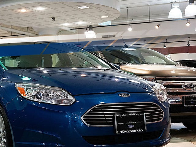 New Car Sales Drop Again In September But Discounts Are On The Rise