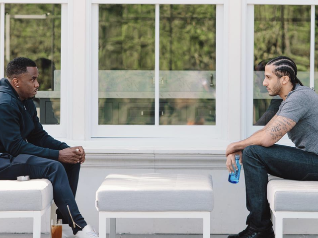 A Bold Strategy for Diddy and Colin Kaepernick's Plan to Own the Carolina Panthers