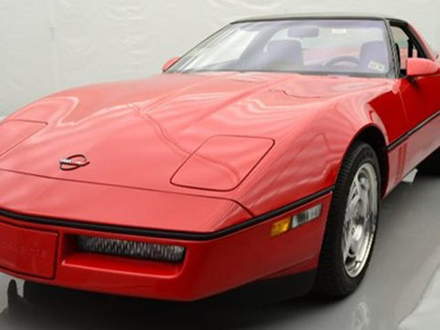 I Need This Perfect 126-Mile 1990 Corvette ZR-1 In My Life