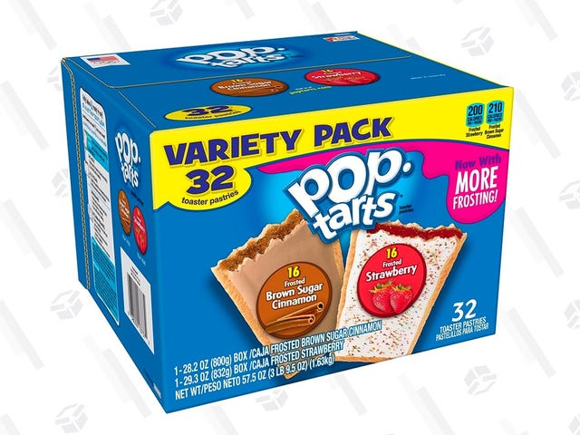 Stock Your Pantry With Pop Tarts For 20% Off