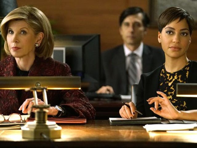 CBS orders another round of The Good Fight
