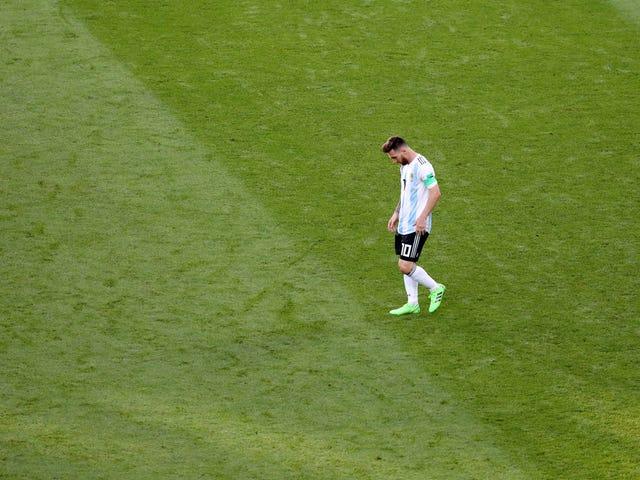 Lionel Messiがアルゼンチン代表チームに復帰したことによる恩恵は誰にもない