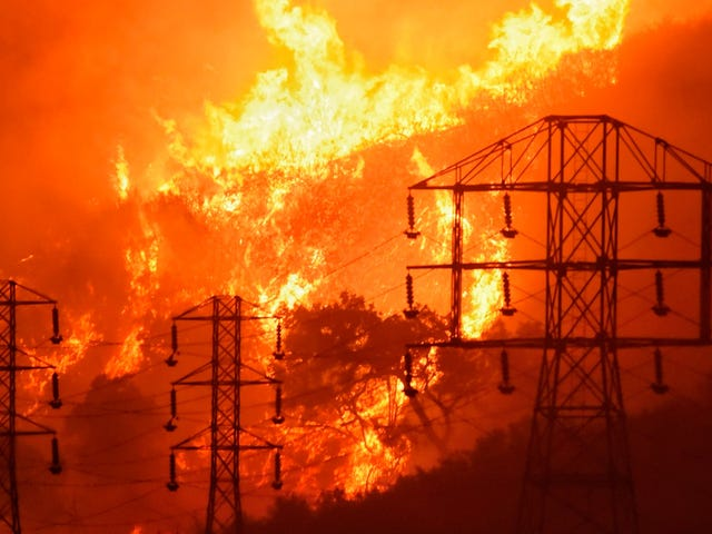 PG&E Fails to Have Law Holding It Liable for Billions in Wildfire Damages Thrown Out