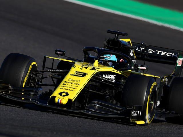 Renault Tamamen Yasadışı Bir Fren Cihazı İle Japon Grand Prix'sinden Diskalifiye Edildi