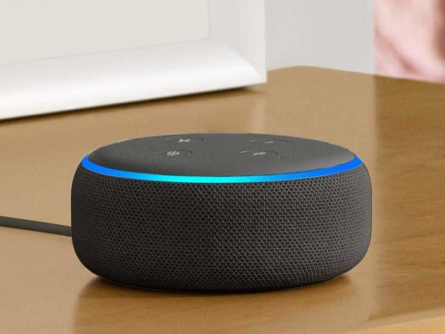 Put Alexa In Every Room With These $20 Echo Dots