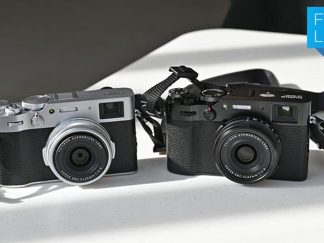 Nowy X100V firmy Fujifilm może być świetnym aparatem podróżnym na co dzień