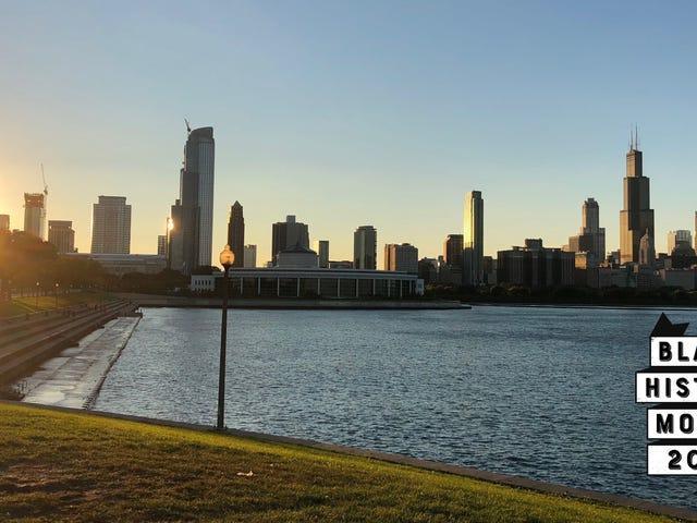 Chicago zostało założone przez Blackness - i wciąż jesteśmy jego podstawą