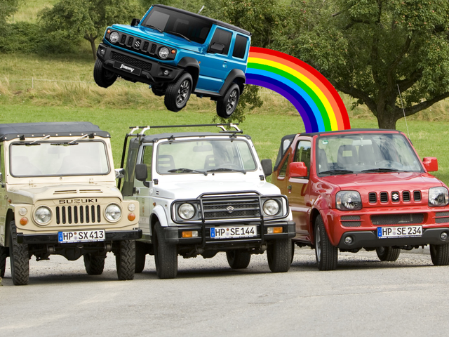 Endangered Species: A list of the remaining 2 & 3 Door SUVs on sale new around the world