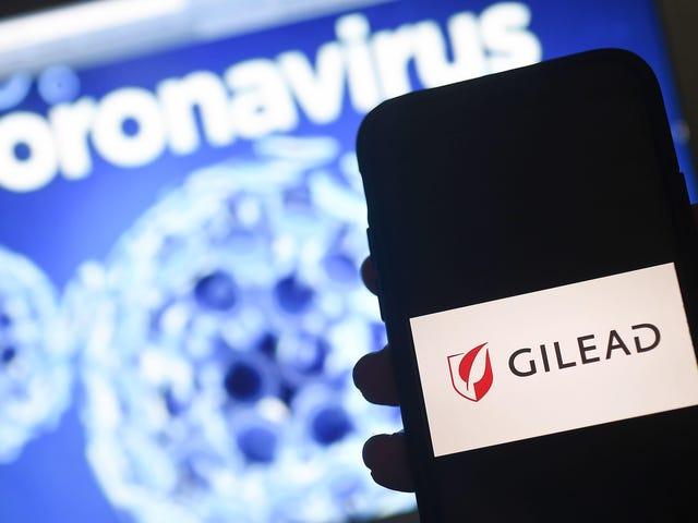 Pharma Giant Gilead zieht sich zurück Antrag der FDA auf Verlängerung des Monopolstatus für experimentelles Covid-19-Medikament