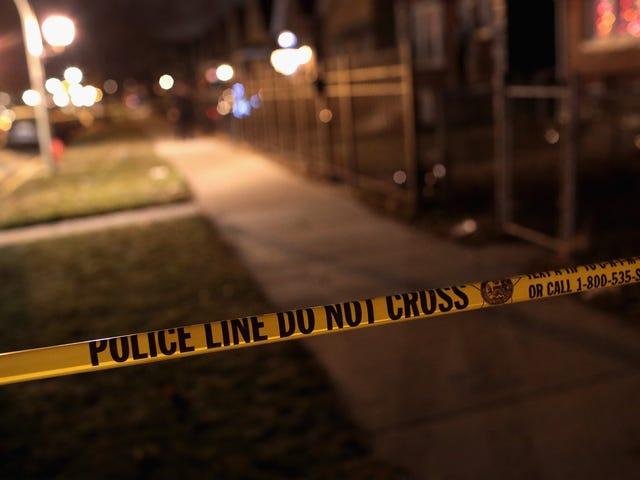Chicago Ends a Violent 2016 With 762 Murders
