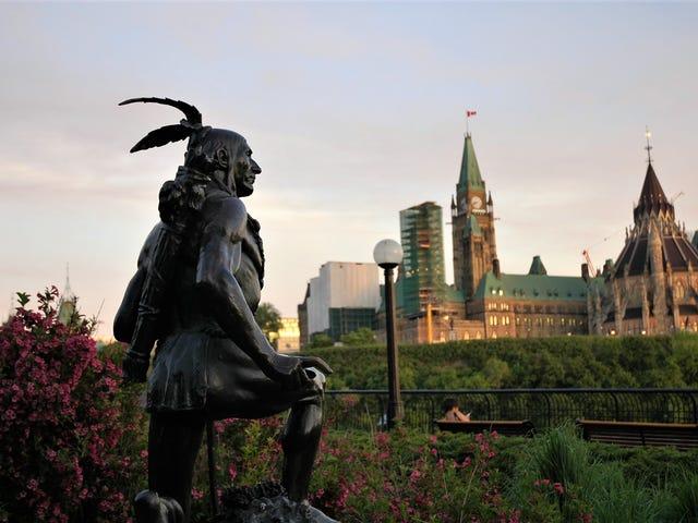 Szczęśliwego dnia Kanady!